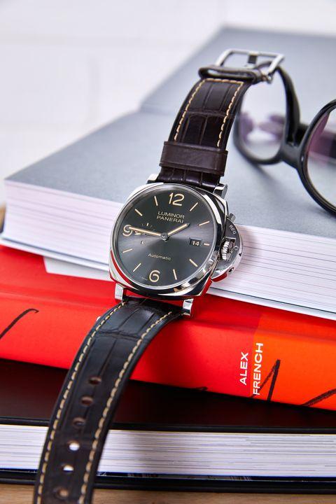 A Panerai watch