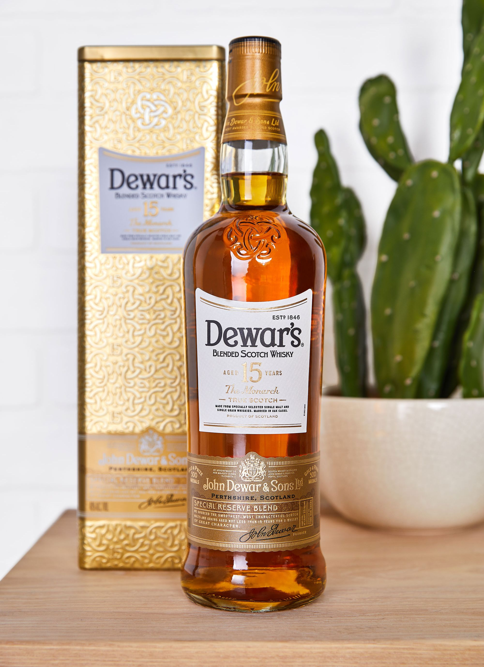 The 15-Year-Old Whisky You Can Drink All Holiday Season