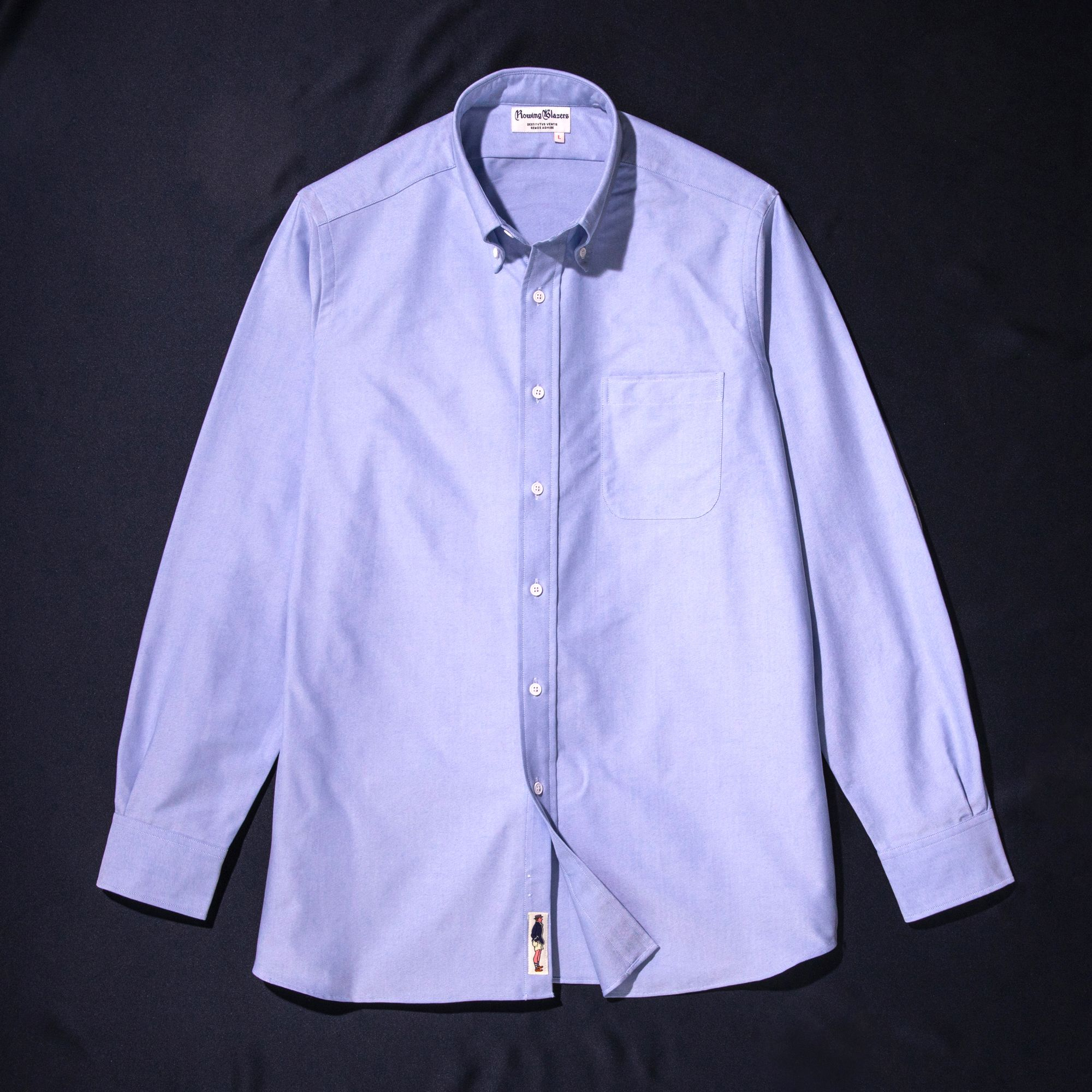 The Go-To Shirt That'll Only Get Better With Age