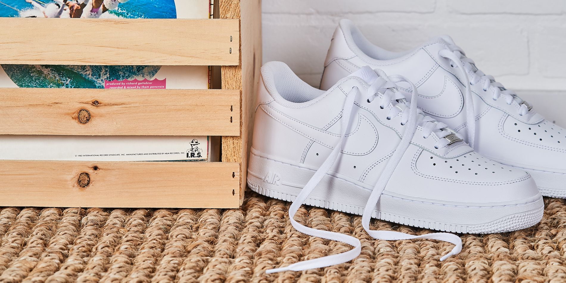 newest collection d26af 01f09 Why the Nike Air Force 1 Is an Iconic Sneaker - History of Nikes Air Force  1 Low Shoe