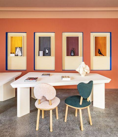 Pierre Yovanovitch interior scheme