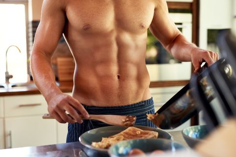 get ripped fast best foods for lean muscle