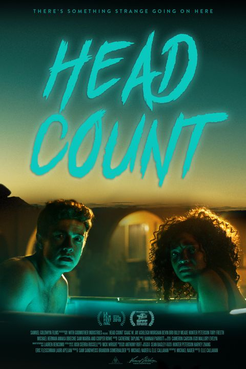 Head Count Netflix Halloween Movies