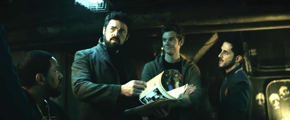 This Fan Theory Argues Butcher Might Be the True Villain on <em>The Boys</em>