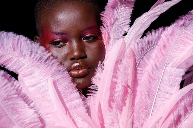 valentino  details  paris fashion week  haute couture spring summer 2020