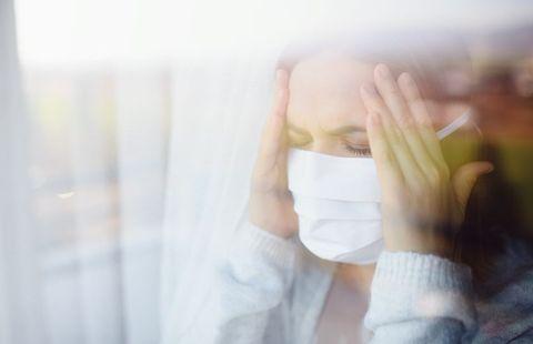 headache, symptom, new variant, covid, coronavirus
