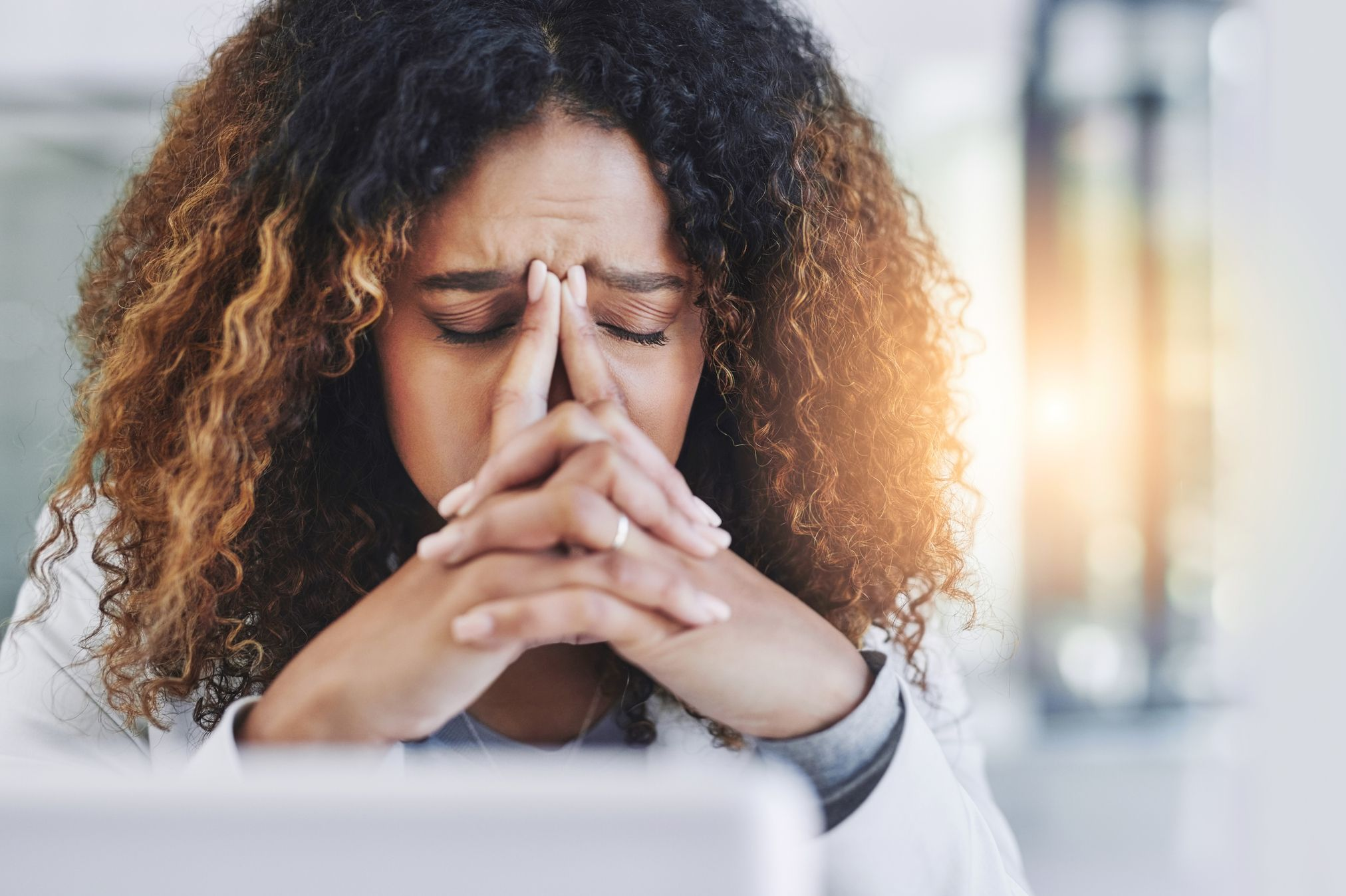 stress symptoms - headaches