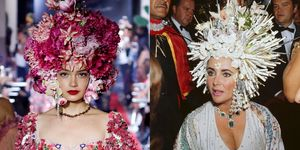 Elizabeth Taylor Dolce and Gabbana