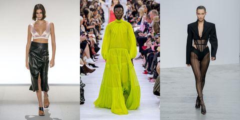 модные тенденции 2020 весна-лето