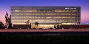 hyundai american headquarters