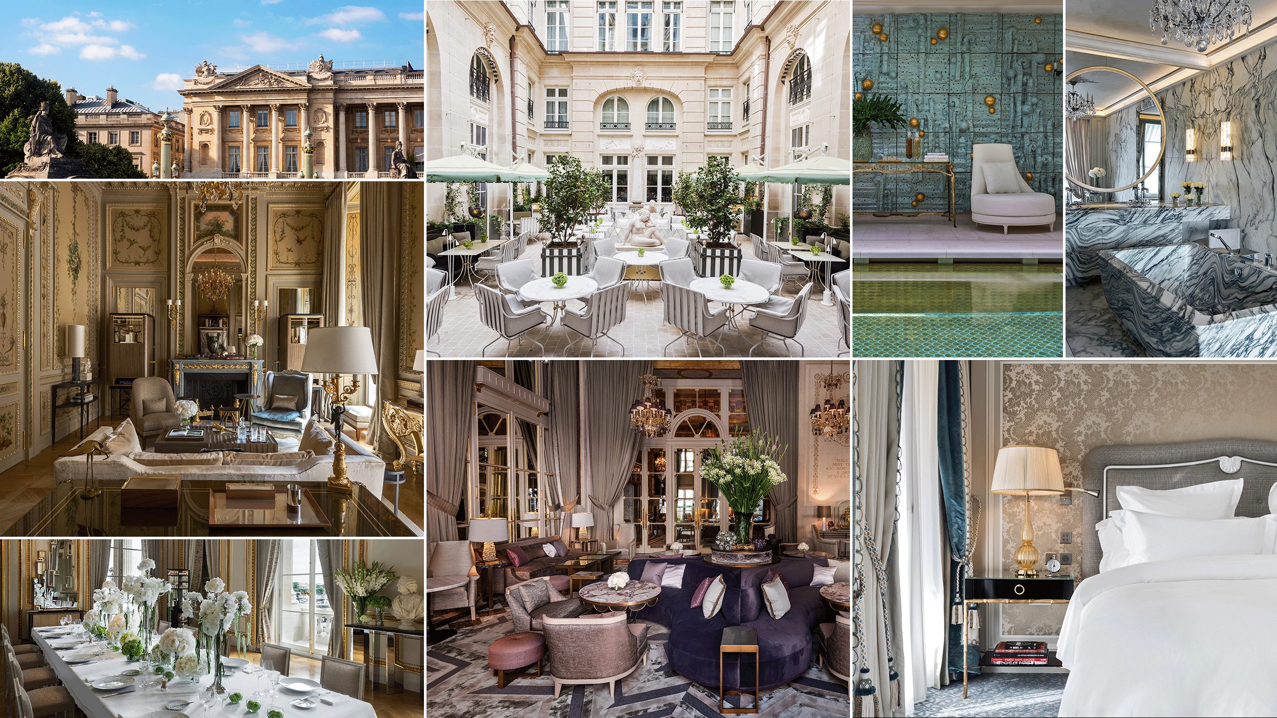 Everything You Need To Know About Parisu0027 Newly Re Opened Hotel De Crillon
