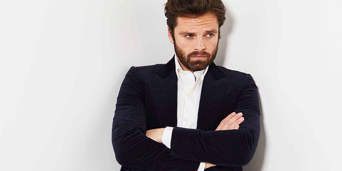 Sebastian Stan Shows You How To Flex In Formalwear