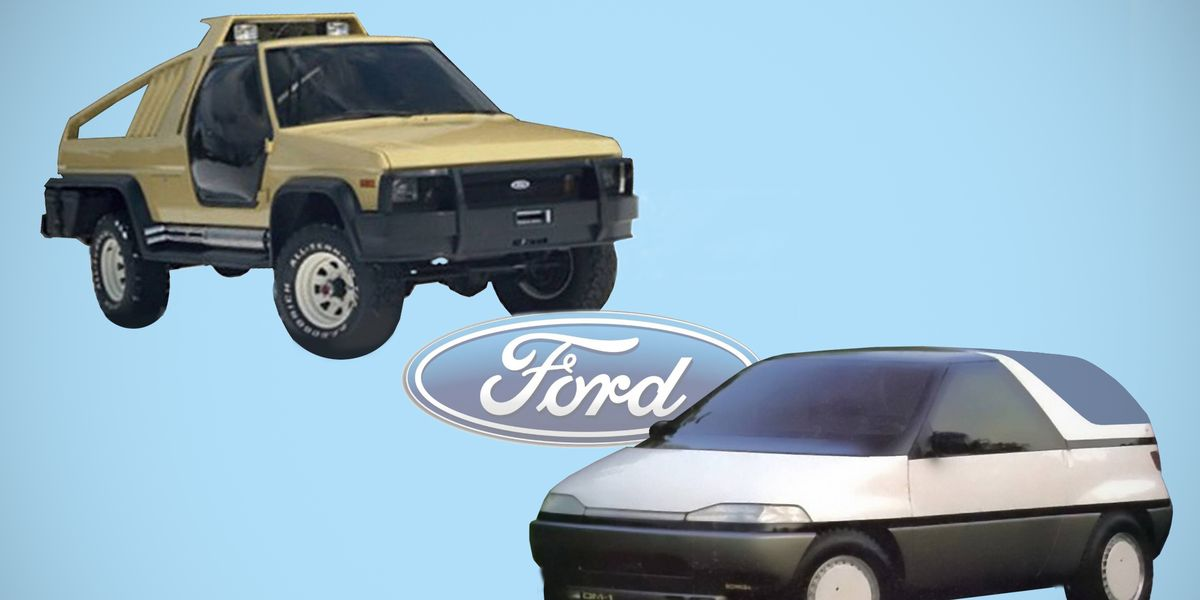 These Ford Bronco Concepts Predicted Features Common Decades Later