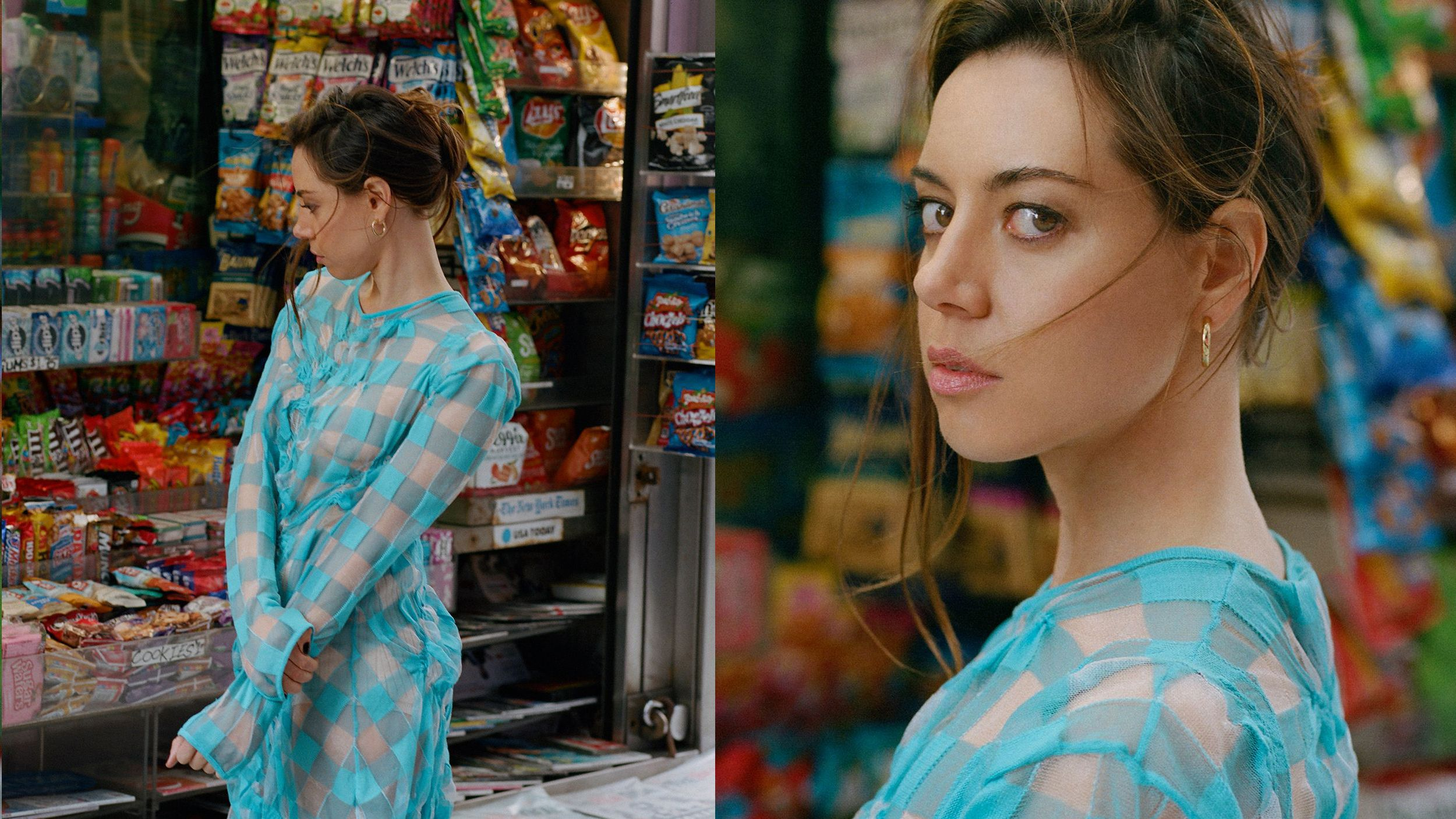 Aubrey Plaza On Legion And Whats Next Following Her Parks Rec Fame
