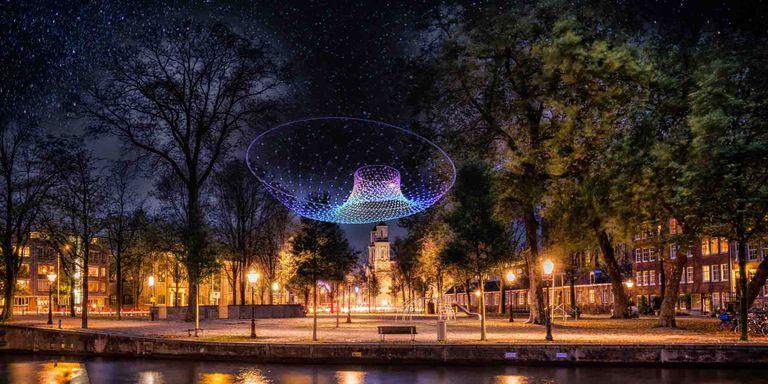 Amsterdam Light Festival, amsterdam, light, festival, 2018