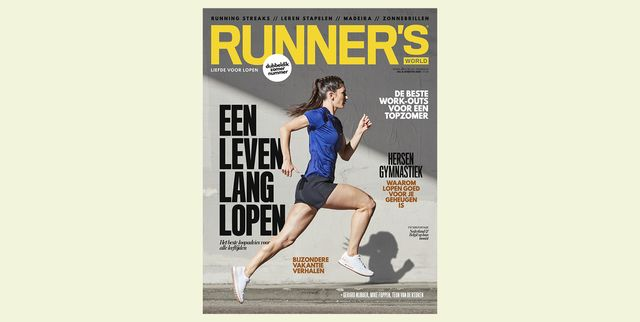 runner's world nieuw nummer juli augustus 2020