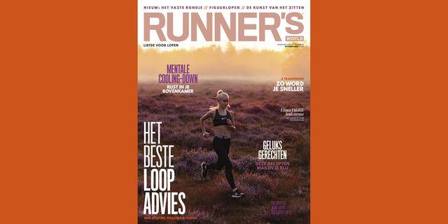 nieuwste cover runner's world september 2020