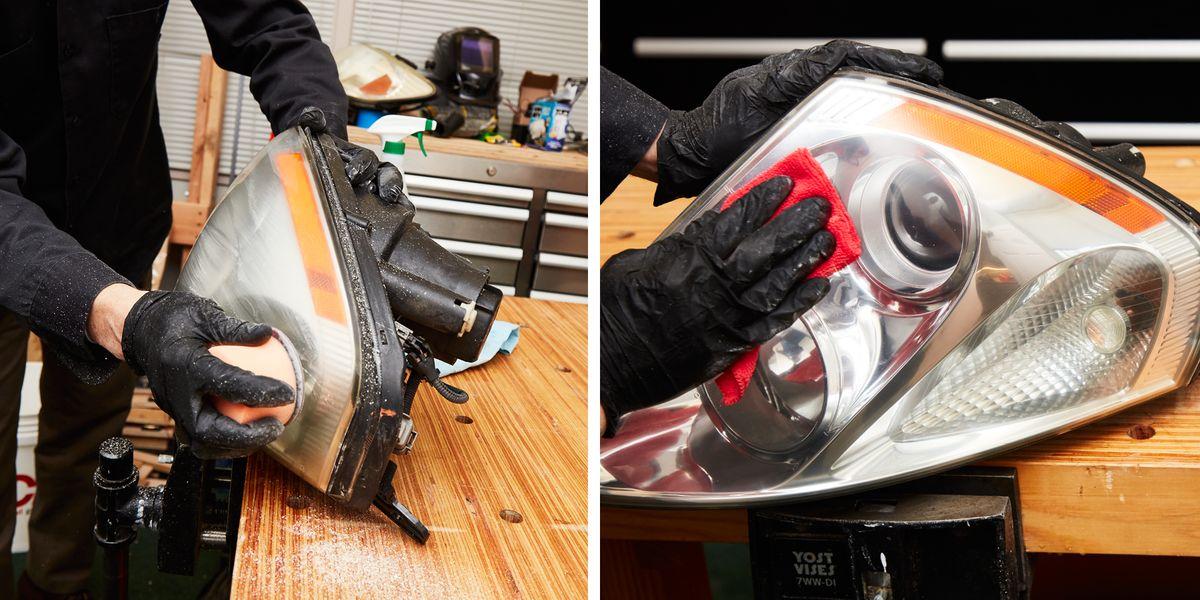 Headlight Restoration Kits Rated