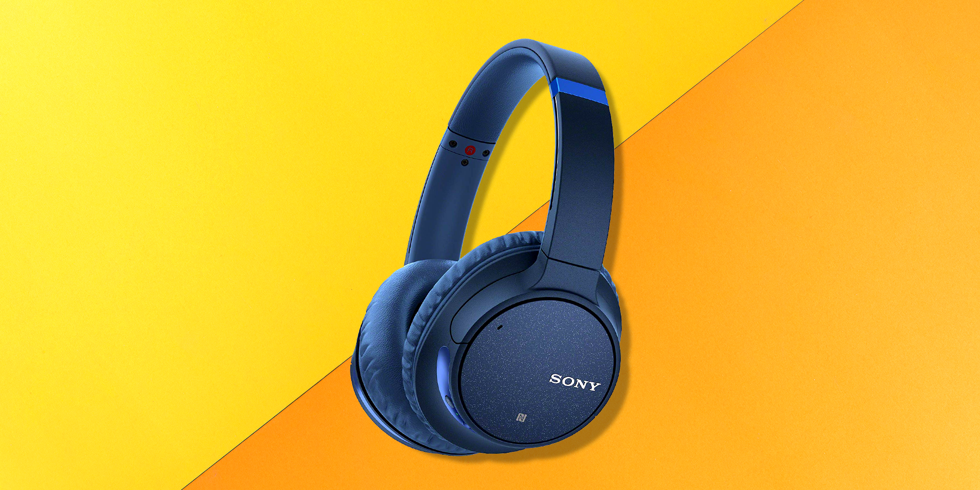 Sony Wireless Noise-Cancelling Headphones Are On Sale For $80 Off On Amazon