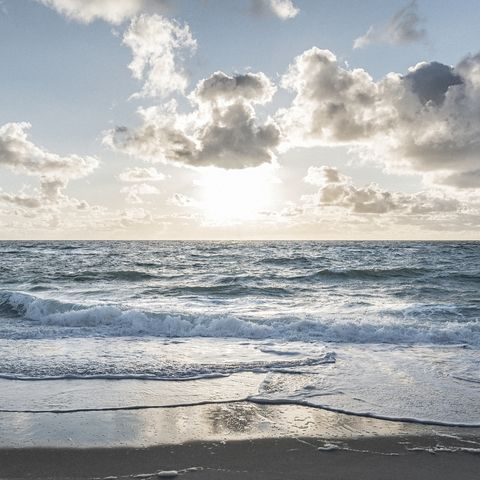 health benefits of beach clouds