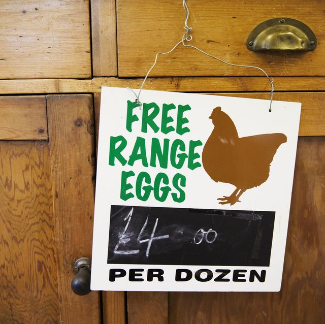 healthy food labels with no meaning eggs