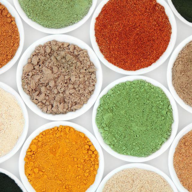 Health Food Powders