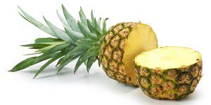 health qanda zwaar getafeld eet wat ananas