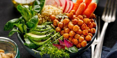 Food, Natural foods, Dish, Cuisine, Vegetable, Ingredient, Vegetarian food, Vegan nutrition, Produce, Plant,