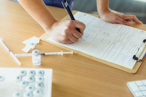 疫苗副作用和保護力