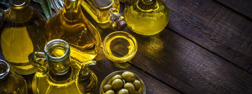 The Healthiest Cooking Oils, According to a Registered Dietitian