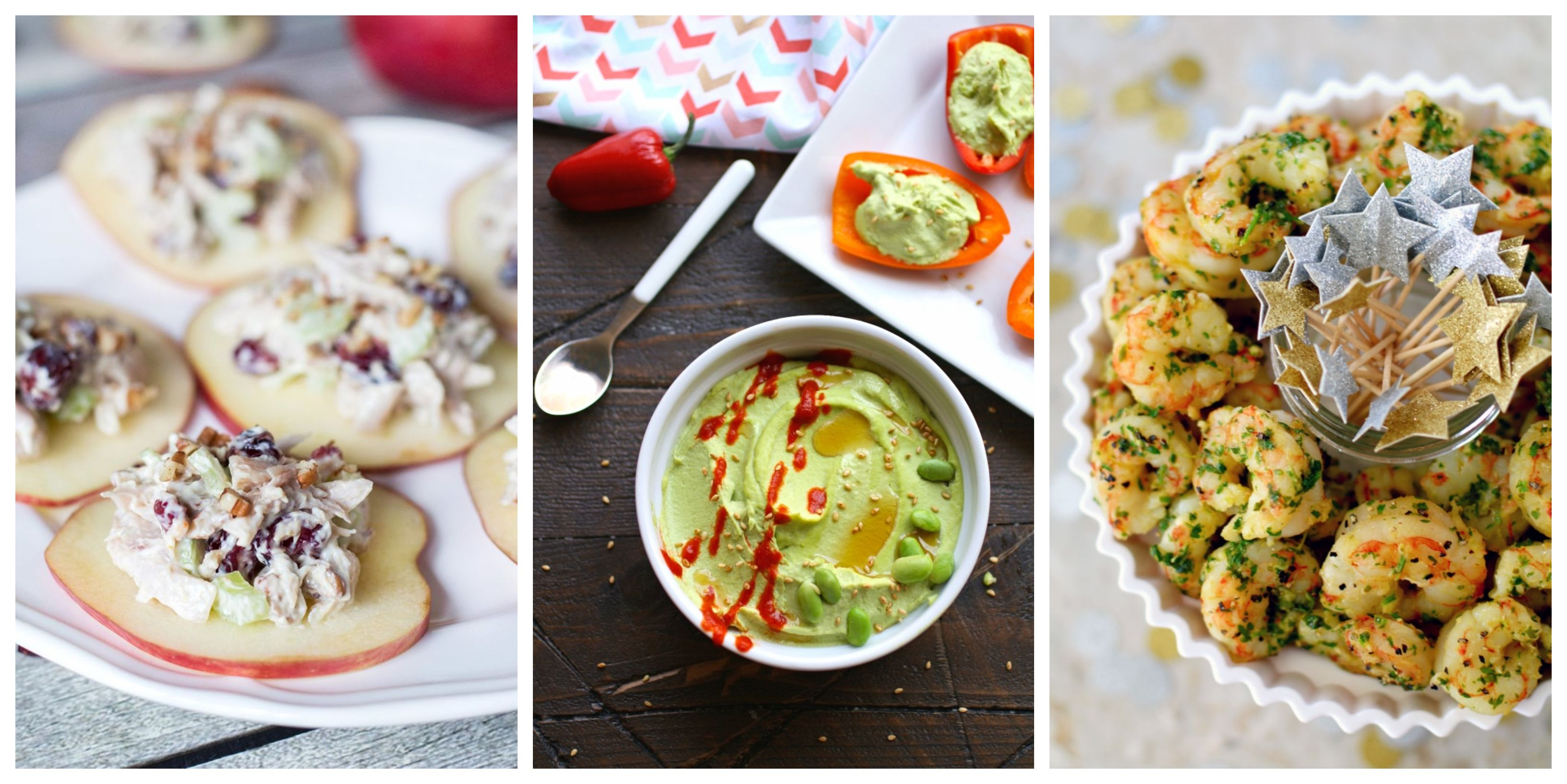 12 Healthy Appetizers That Are Delicious and Easy to Whip Up Fast