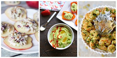 Healthy Appetizers To Feed A Crowd