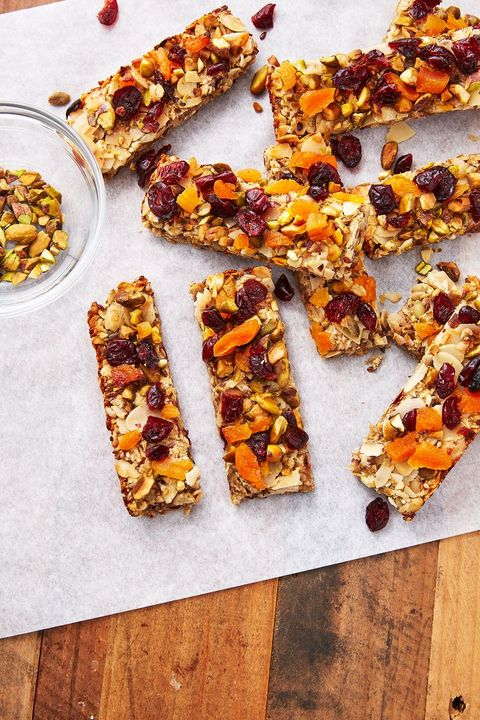 healthy flapjack recipes