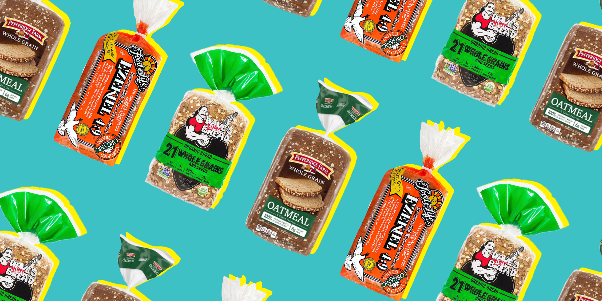 8 Healthy Breads To Pick Up At The Grocery Store According Dietitians