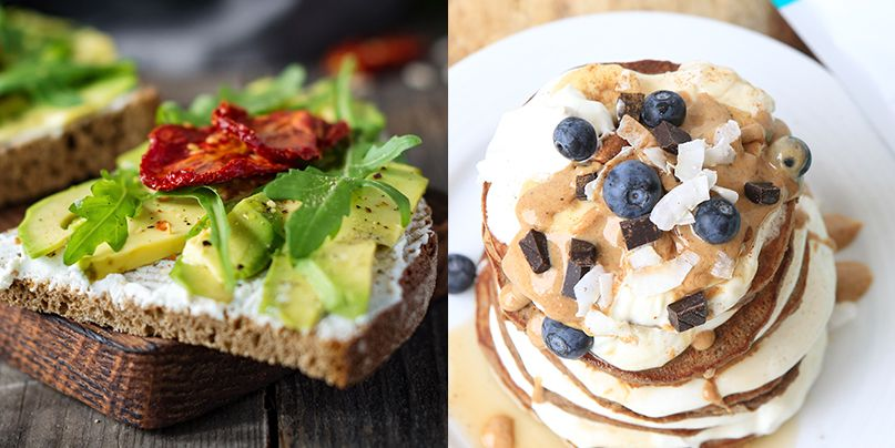 21 Healthy Breakfast Recipes With 5 Ingredients or Less