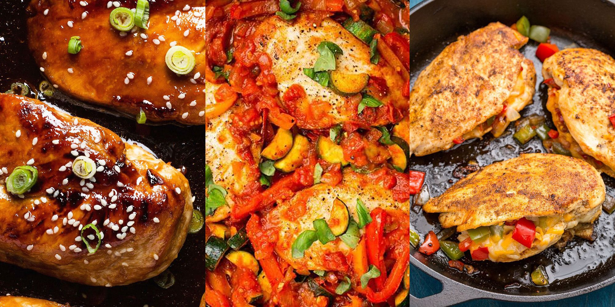 Our Favourite Healthy Chicken Breast Recipes