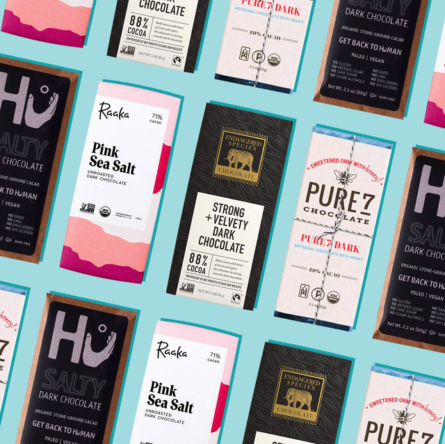 13 Healthiest Chocolate Bars You Can Eat Dark Chocolate Brands