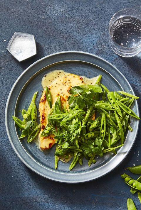 healthy dinner ideas   seared chicken