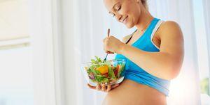 Embarazo alimentación