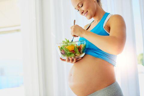 hacer dieta en el embarazo es peligroso