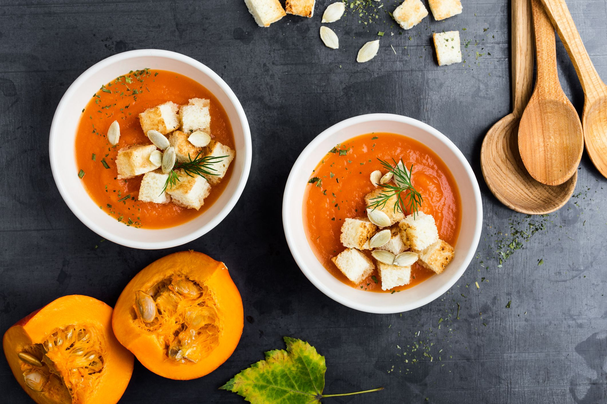 5 simple and healthy pumpkin dishes that will boost your immunity this fall