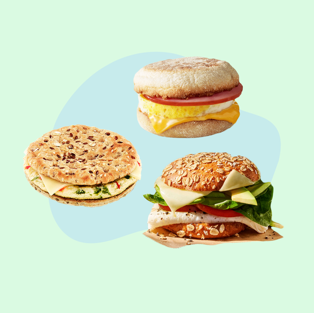 best healthy breakfasts at 10 fastfood chains, according to a nutritionist
