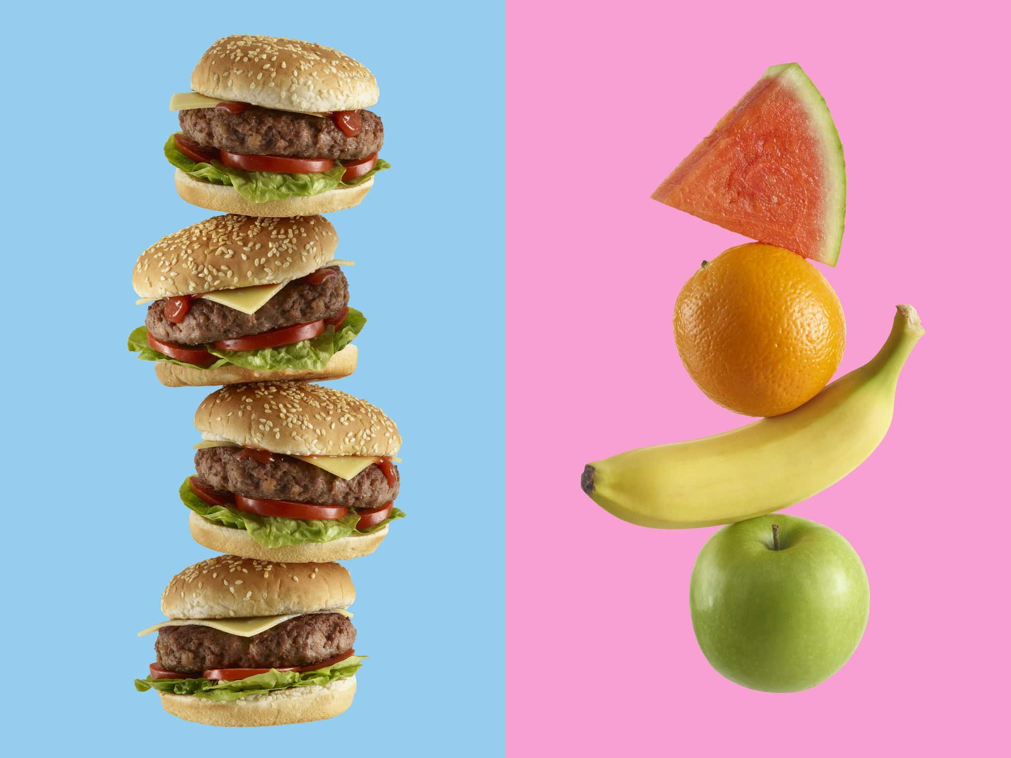 15 food swaps that will make your diet instantly healthier