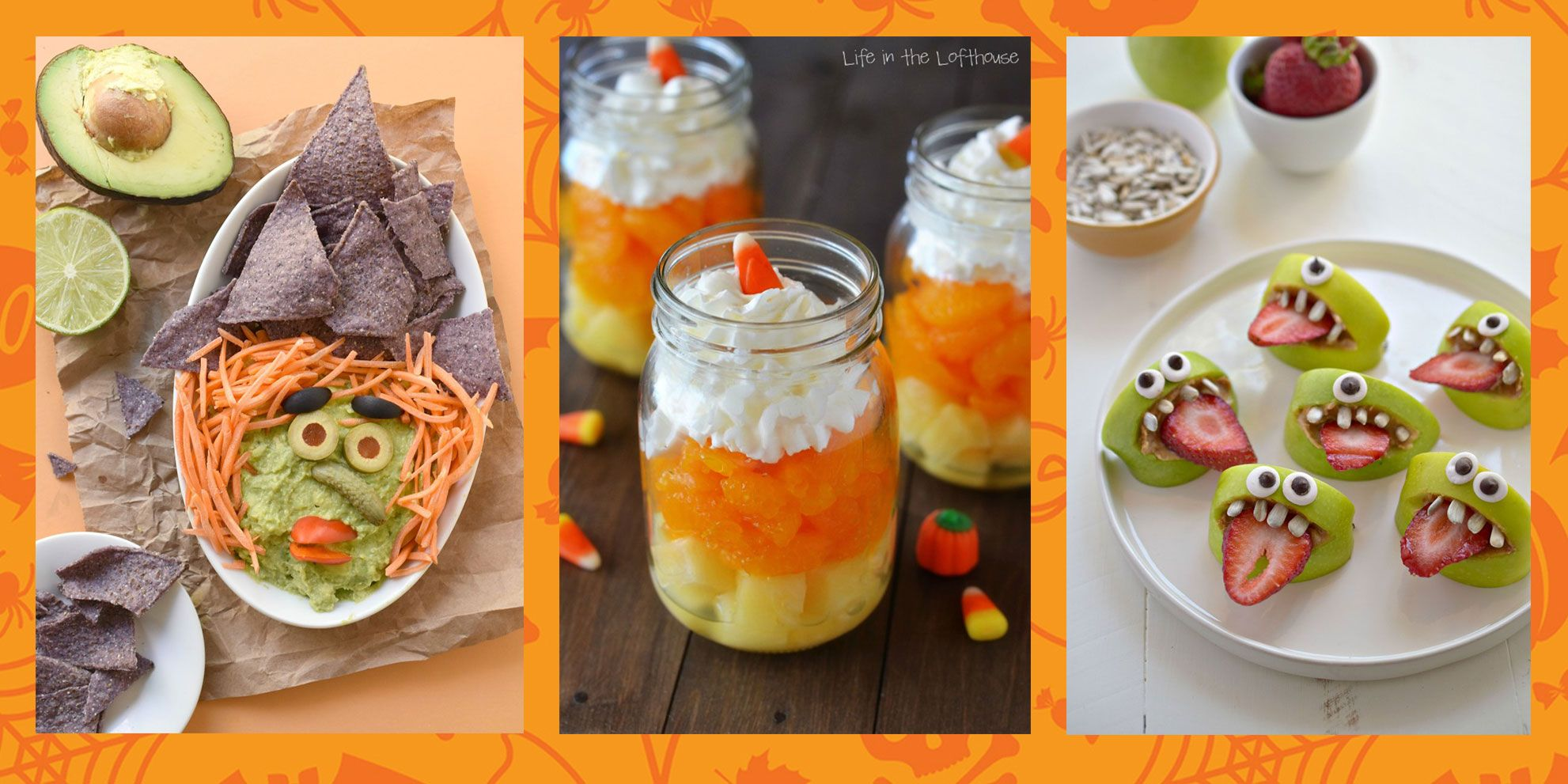 12 Healthy Halloween Recipes Your Entire Family Will Love