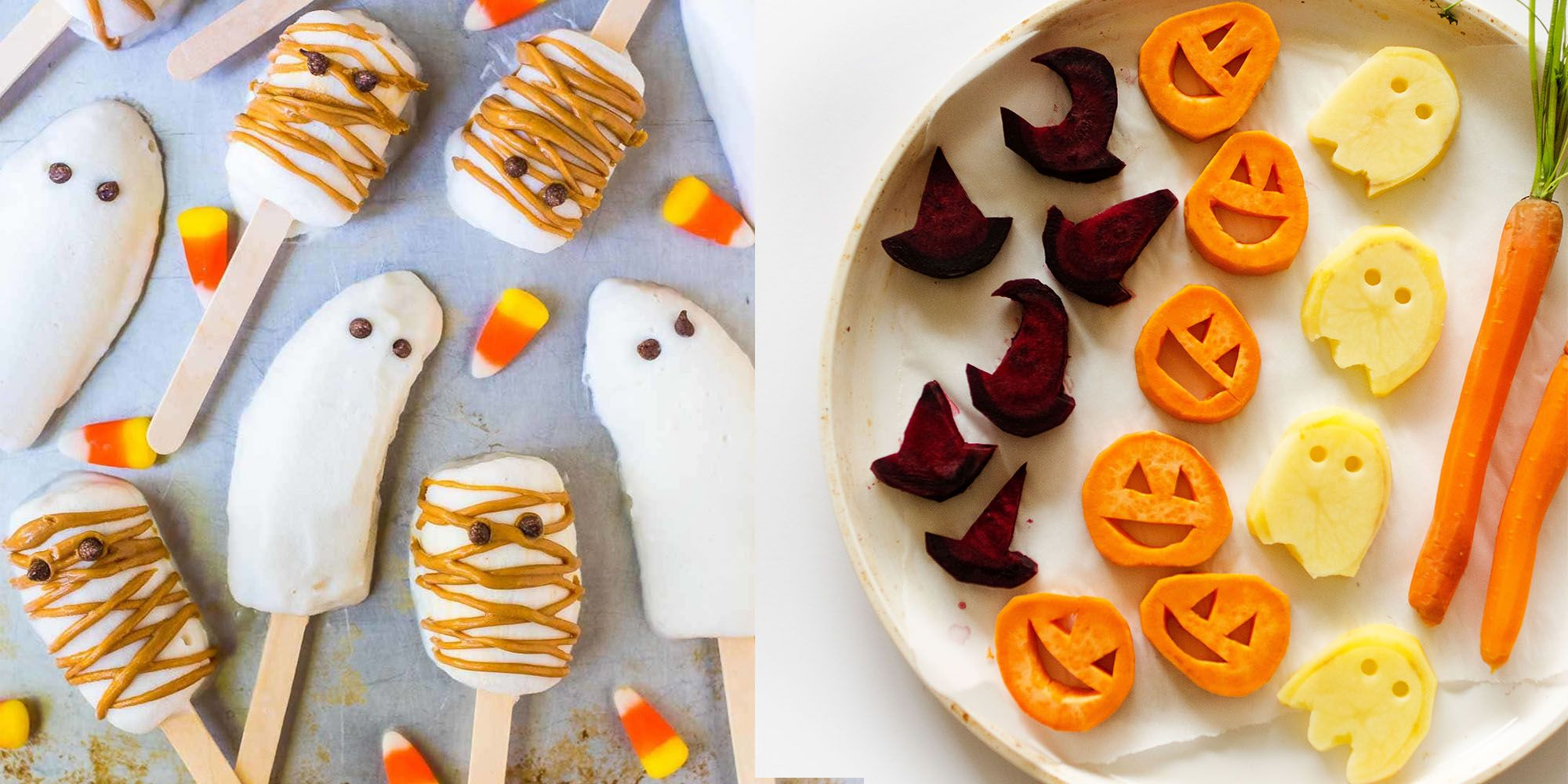 19 Healthy Halloween Recipe Ideas For Snacks And Desserts