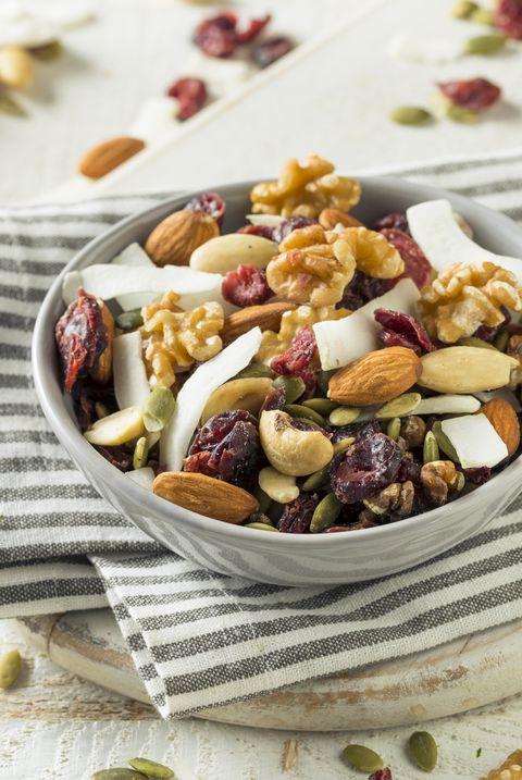 Healthy Homemade Superfood Trail Mix