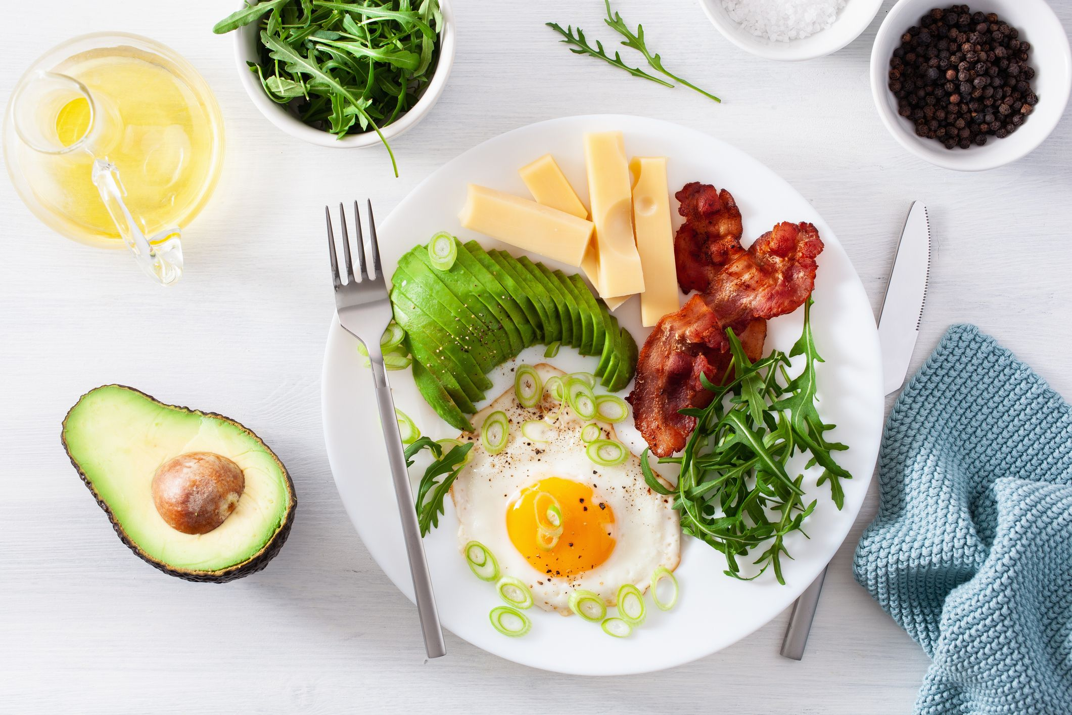 Low-Carb Vs. Keto: What's The Diff And Which Is Better?