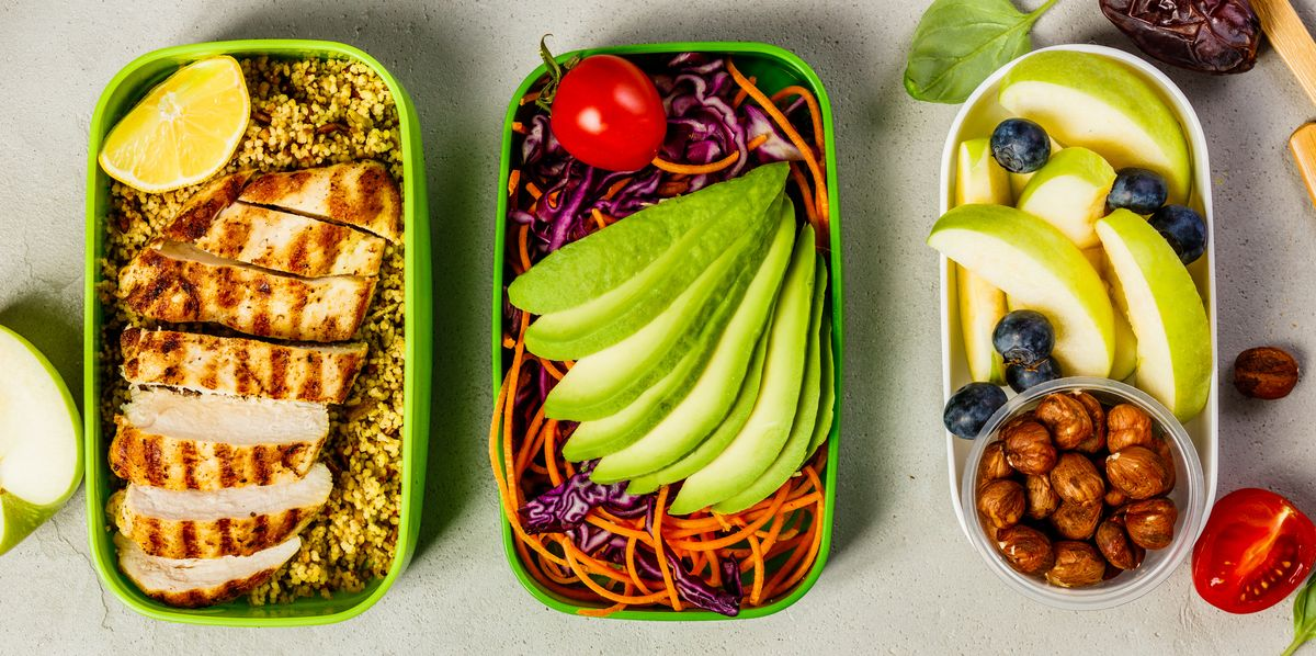 10 Clean Eating Meal Prep Ideas - Healthy Tips and Recipes