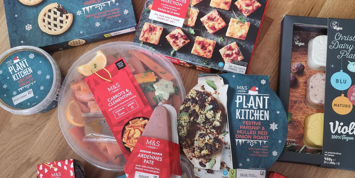 Marks And Spencer Christmas Food 10 Healthy Buys