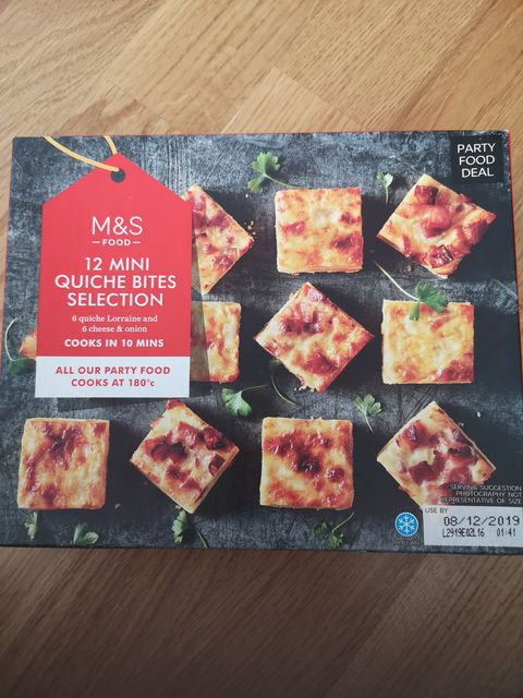 Healthy M&S Christmas Foods: a Nutritionist's Picks